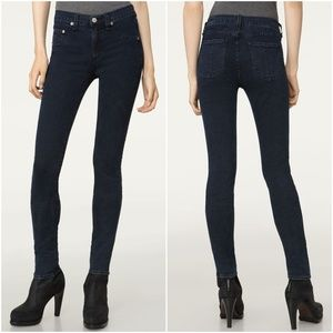 Rag & Bone | 'The Legging' Stretch Jean
